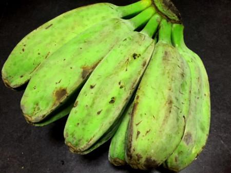 加熱用青バナナ