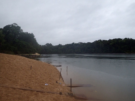 ガイアナ遠征2016春-4日目 実釣開始