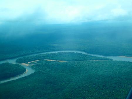 ガイアナ遠征2016春-3日目 アマゾン奥地へ